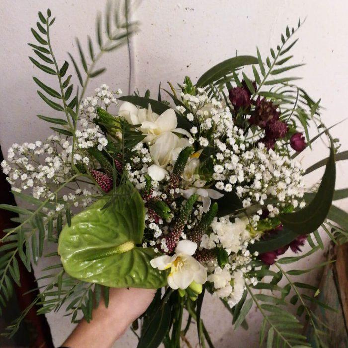 Venta y entrega a domicilio de ramos de flores en Madrid capital