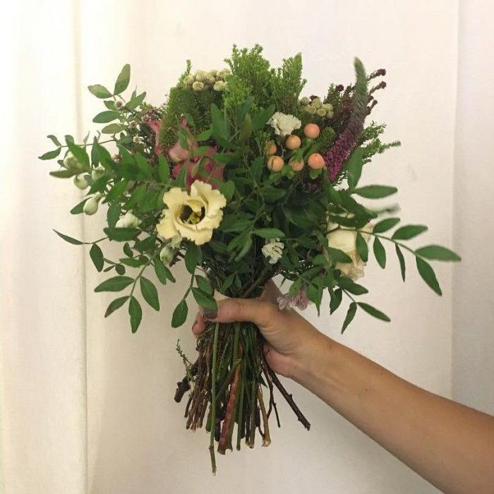 Floristería de Madrid capital venta de ramos de flores