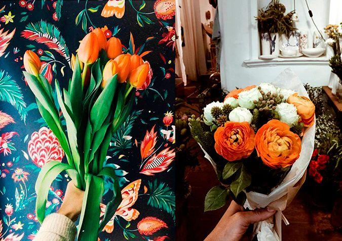 Que flores regalar a un hombre