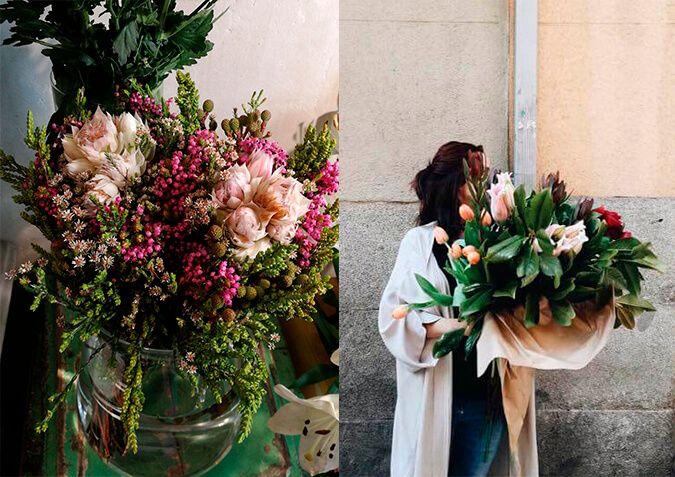que flores regalar en un cumpleaños