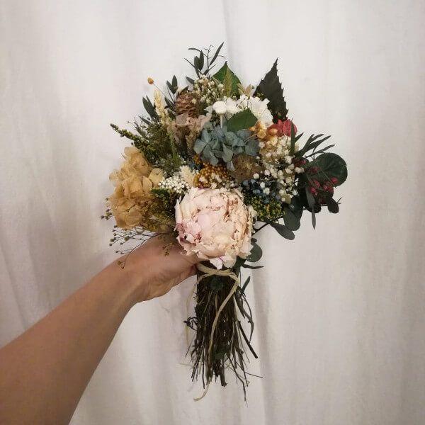 Bouquets preservados