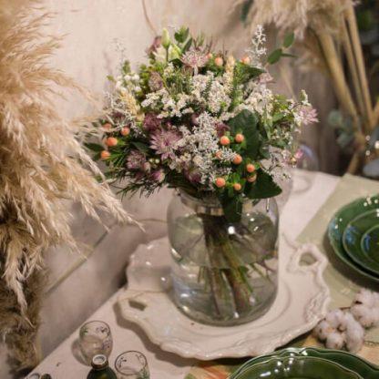 Ramo de flores Kenia