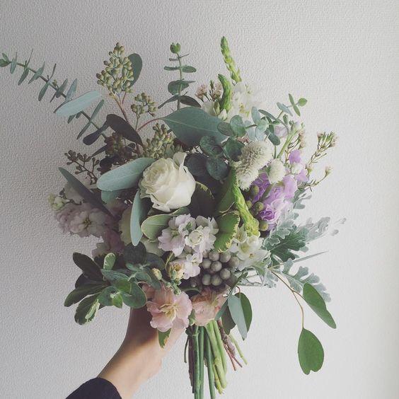 Ramo de flores Olimpo