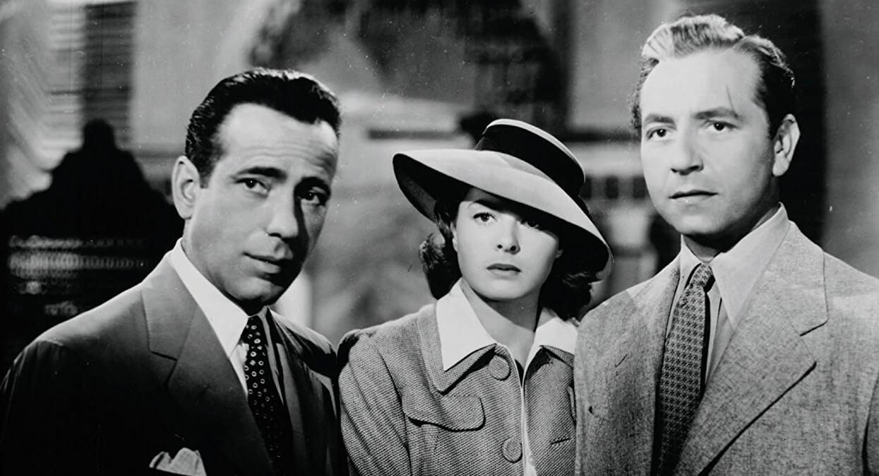 Casablanca, película para disfrutar en pareja el 14 de febrero