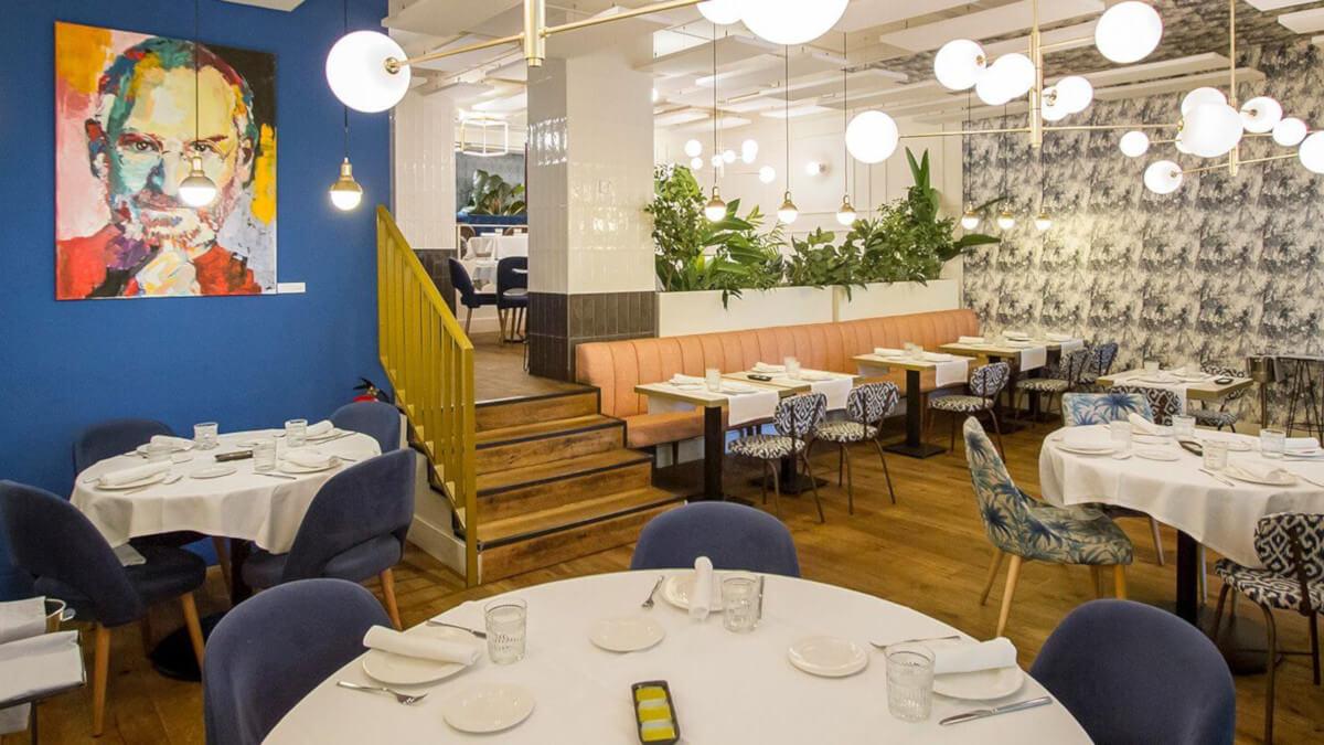 Disfruta de la mejor cocina en el restaurante sargo