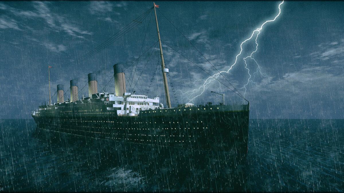 Top 10 de películas románticas, Titanic