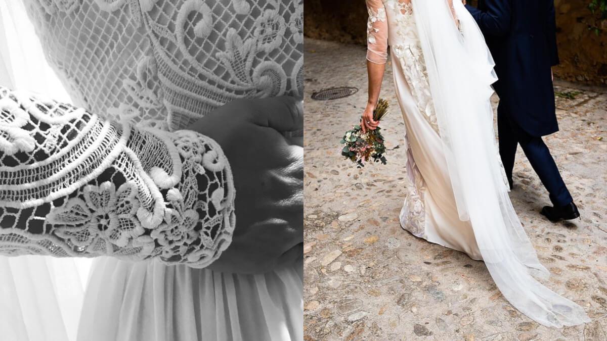 Vestidos de boda Pozuelo de Alarcón Cotonnus