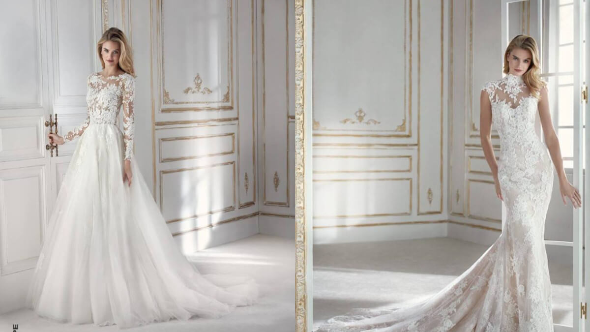 Vestidos de boda antonella