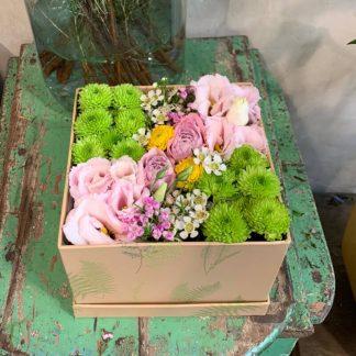 flower box adhocflores