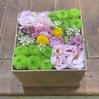 adhocflores flower box