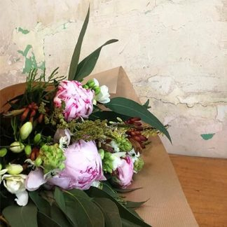 Envío a domicilio de ramos de flores de temporada