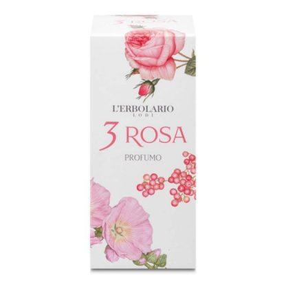 Perfume L'erbolario tres rosas