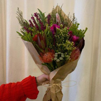 Ramo de flores Kilimanjaro Adhoc Flores Madrid